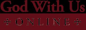 God With Us Online Logo